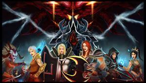 Diablo III Reaper of Souls Fan Art