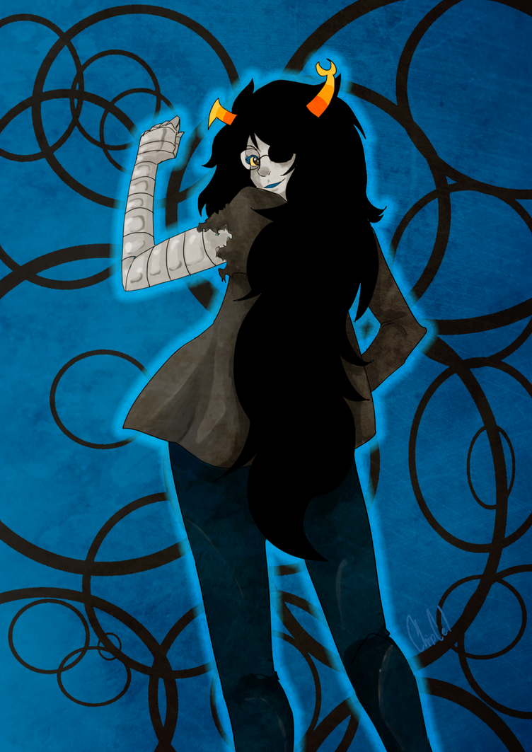 Vriska by ChipCel