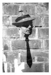 The Noir Man by thirdglasseye