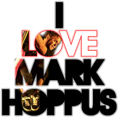 I Love Mark Hoppus by craziigiirl