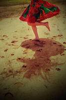 Silhouette dance. by ella-marie