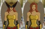 Hawkgirl: Public Enemies