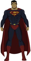 New Superman by AMTModollas