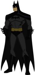 New Batman by AMTModollas