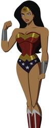 New Wonder Woman by AMTModollas