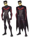 Commission: Nightwing (Damian Wayne)
