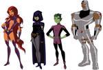 DCAU Teen Titans