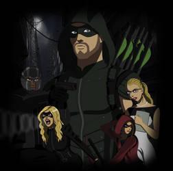 Team Arrow by AMTModollas