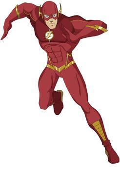 Commission: New Flash Suit Concept