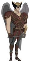DCAU/CW: Hawkman by AMTModollas