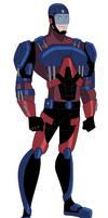 DCAU/CW: Atom