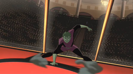 DCAU Beast Boy Screenshot by AMTModollas