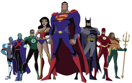 Commission: Justice League