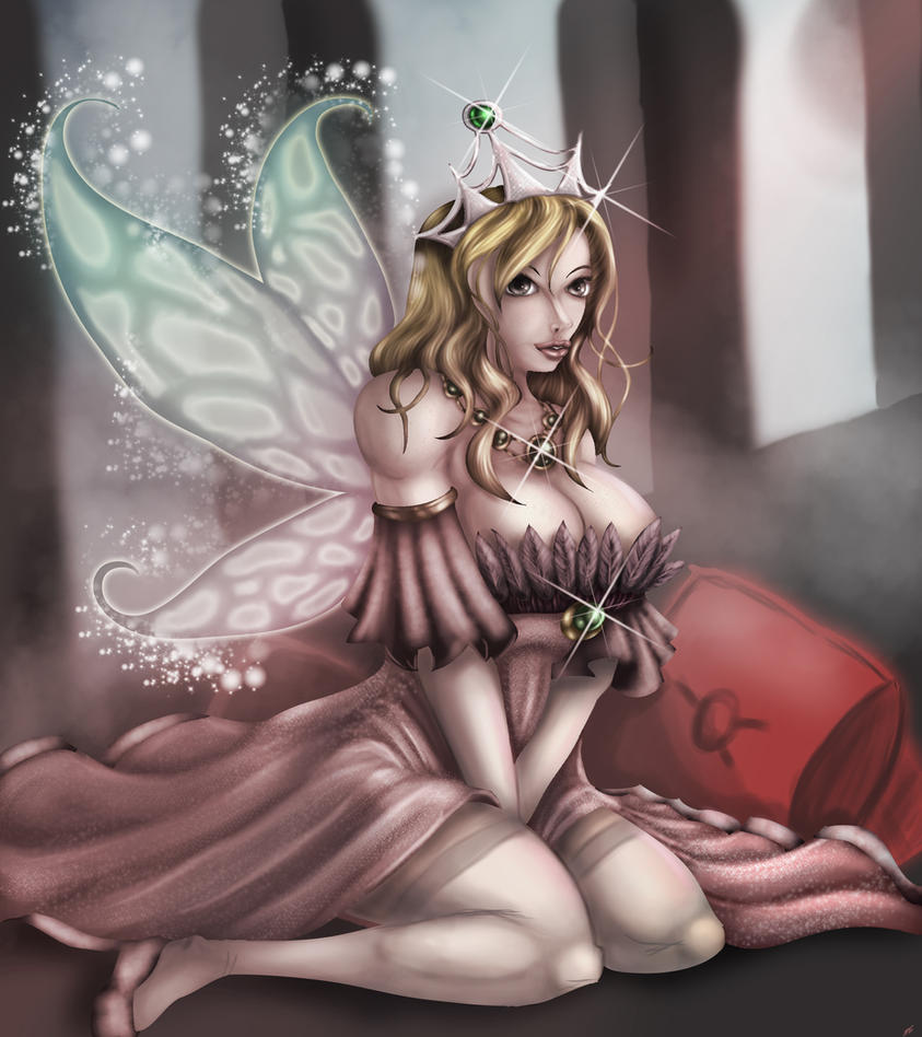 Sarina Valentina Fariy Princess by x138x