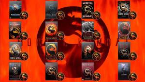 Mortal Kombat Folder Icon