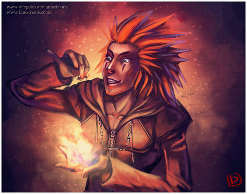 Axel the Pyro