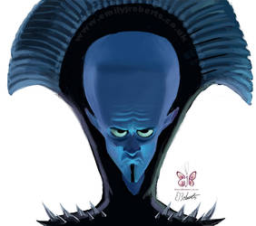 Megamind - The Black Mamba