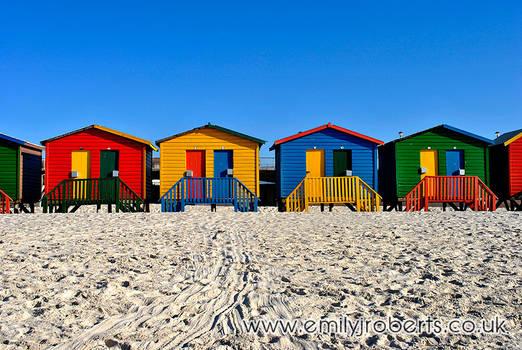 South Africa Beach Houses