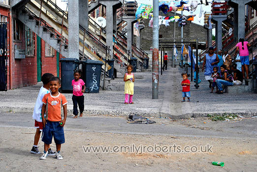 South Africa Cape Flats