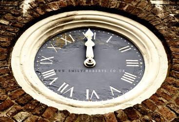 Erddig Clock by Deepsies