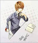 Death Note Raito