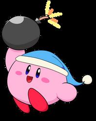 Bomb Kirby