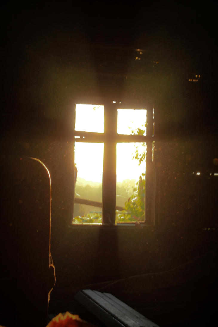 Secret window by shkaro