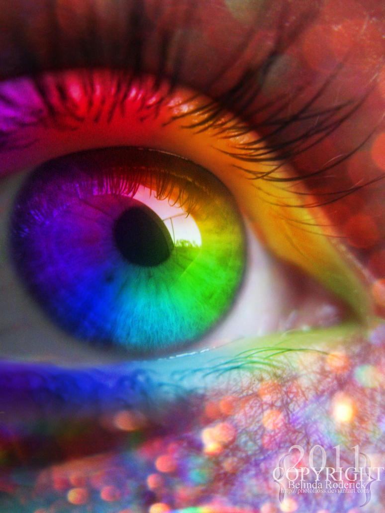 I See A World Of Colour By Photofloss On Deviantart