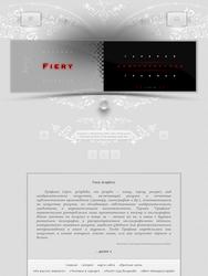 Fiery Graphics 2 by Azatdraw