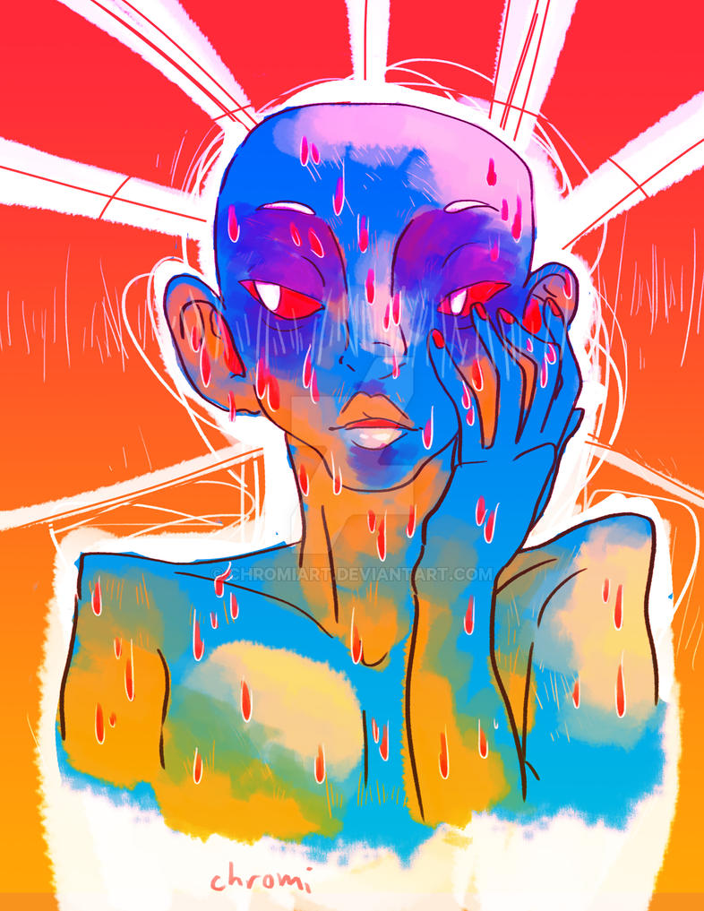 MELT by chromiart