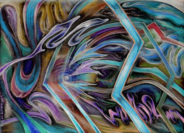 Line Quality In Art : Line quality inverted by kruggar on deviantart