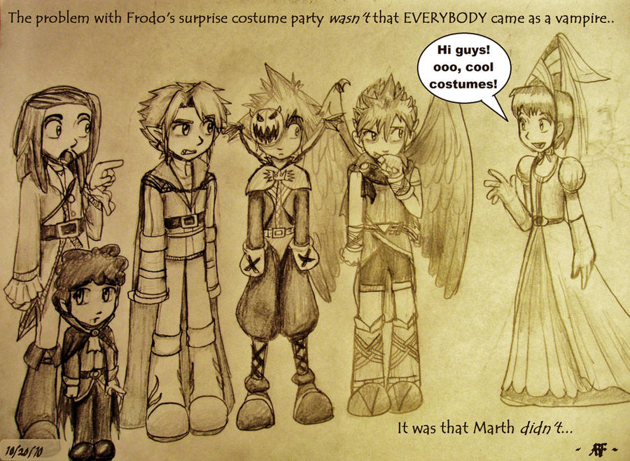 Frodo Costume