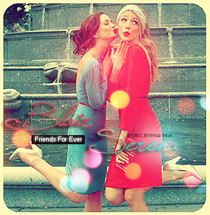 Gossip Girl by missUnivers