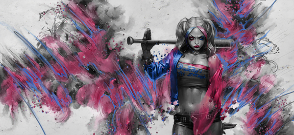 Harley Quinn by Mauribolso