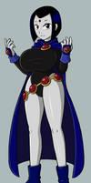 Raven - Garabatoz by Evil-Count-Proteus