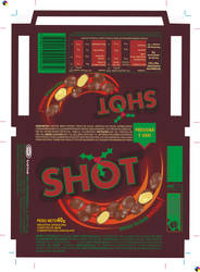 Shot packaging re-design