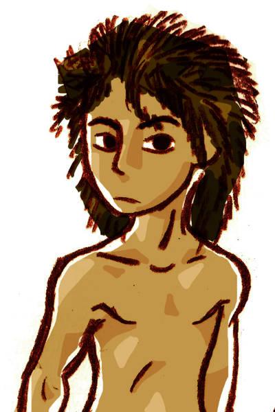 Mowgli Restyled by J-e-J-e