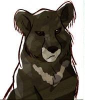 The jungle book - Baloo by J-e-J-e