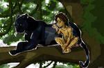 The Jungle Book- Second scene.