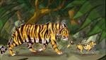 The Jungle Book - 4th scene.