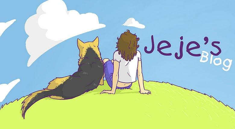 Blog banner by J-e-J-e