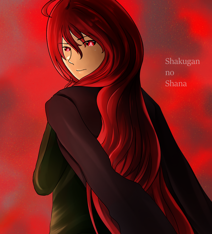 Shakugan no Shana by Danchoou