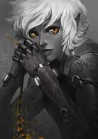 Cyborggirl by synticfaye