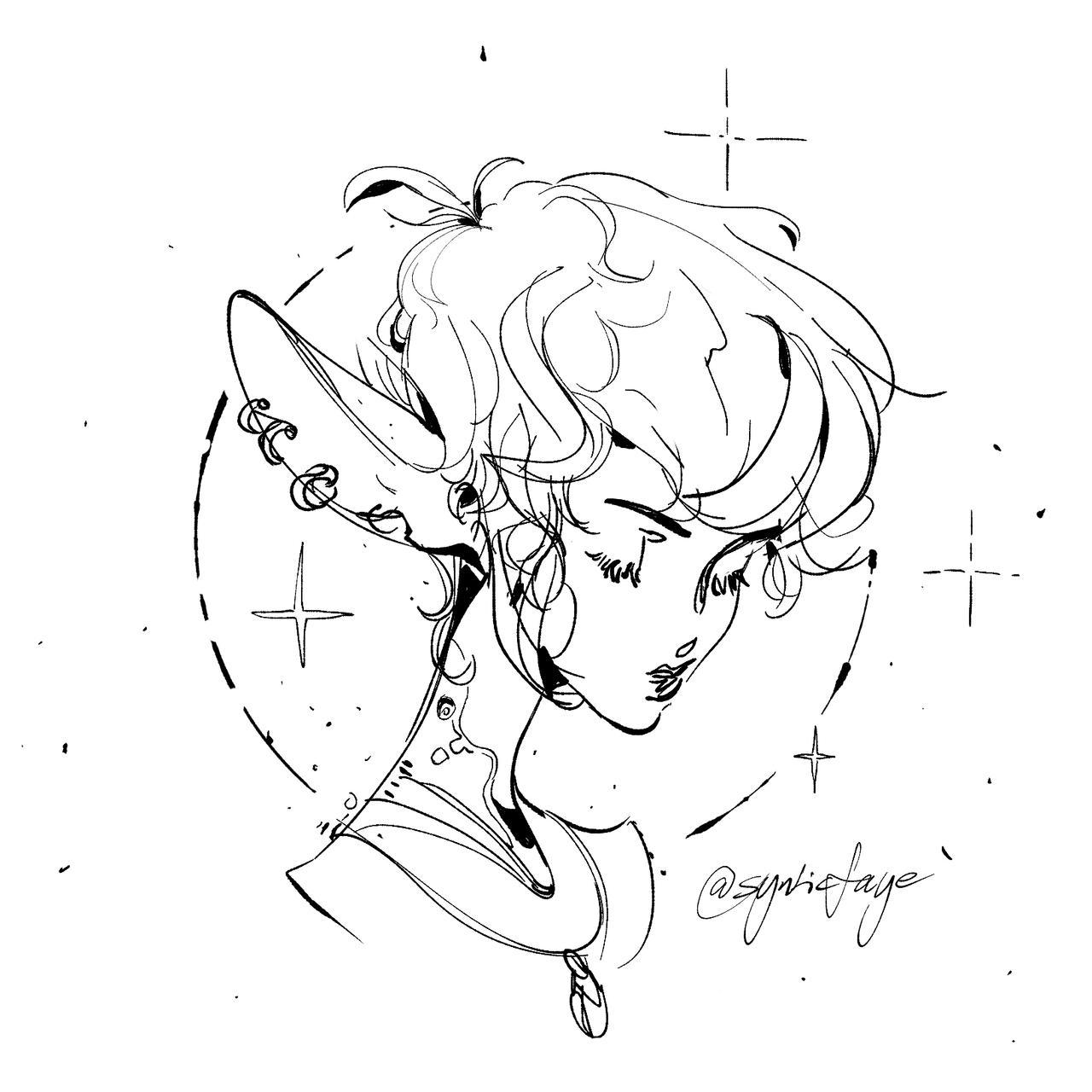11-09-2021 Ink sketch