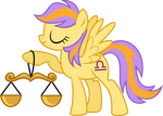 Libra Pony by Flizzick