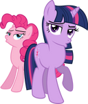 Twilight and Pinkie are Ducks