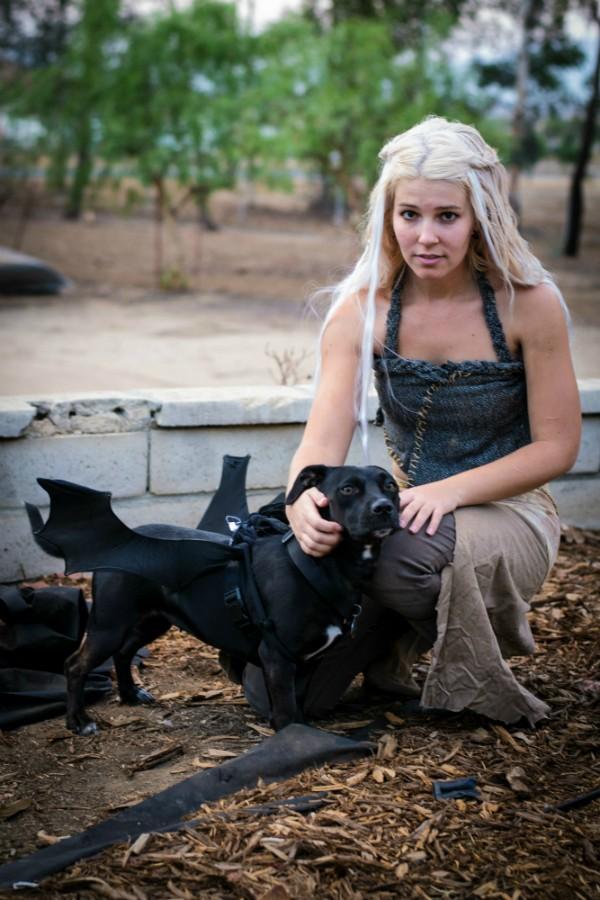 daenerys targaryen costume by pungen