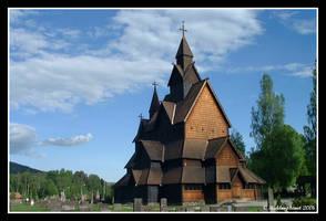 Staff church by Hiddenplanet
