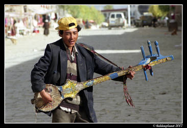 Rock and Roll in Tibet by Hiddenplanet