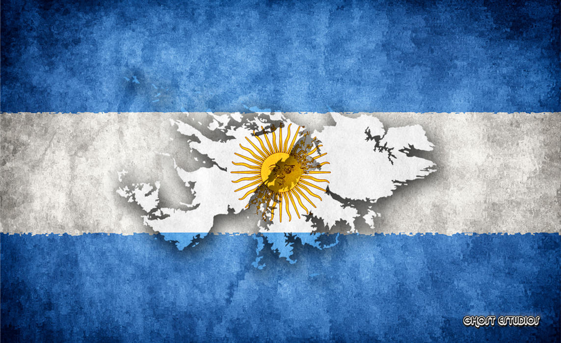 April 2 Malvinas Argentinas by Ghostestudios